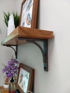 Shelf Over Bed, Bed Shelves, Window Shelves, Wall Mounted Shelves, Shelving, Wooden Shelf Brackets, Cast Iron Shelf Brackets, Wall Brackets, Wooden Shelves