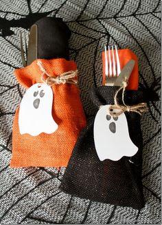 Halloween Silverware