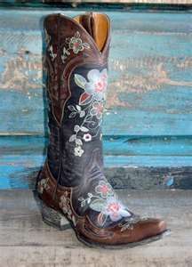 Old Gringo boots are the best!