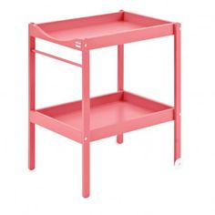 Combelle Varnished changing table - Rose button `One size Organic varnished finishings, important innovation for the comfort and the security of your children, Casters and towel hold * Fabrics : solid beechwood * Color : Pink * 72 x 55 x 90 cm. * Weight : 9  http://www.MightGet.com/january-2017-13/combelle-varnished-changing-table--rose-button-one-size.asp