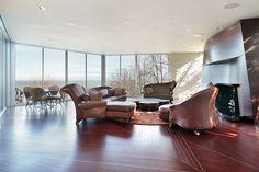 curves, wood floor, light
