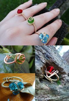 Get your rupee bag ready because you'll love these Spiritual Stone rings! They're adjustable with an immense amount of detail included in Kokiri's Emerald, Goron's Ruby, and Zora's Sapphire with either silver or gold gold plated rings. #legendofzelda
