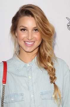 Whitney Port Side braid