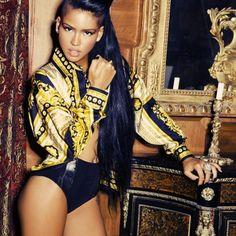 Rihanna, Rita Ora, and Cassie: Givenchy, Vintage and Ambush Princesses « Vision Venom