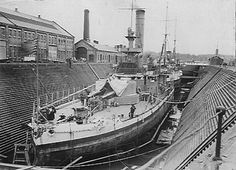 WWI Submarines