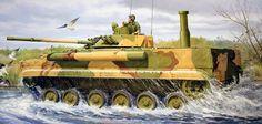 Рисованная военная техника оружие и боевые действия