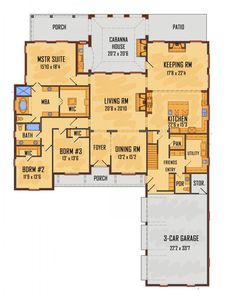 659218 idg5411 house plans floor plans home plans plan it - House Plans With Keeping Room