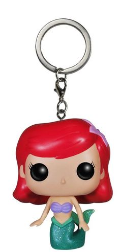Funko POP Keychain: Disney - Ariel Action Figure #FunKo
