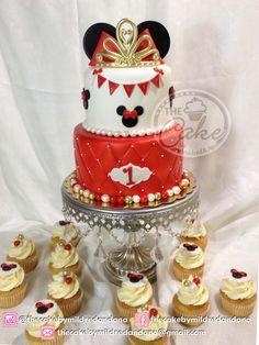 Princess Minnie Cake - Puerto Ordaz/Venezuela Agregado desde