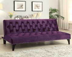 Sofa Beds and Futons Transitional Sofa Bed 500235.