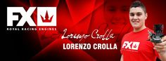 Lorenzo Crolla re-signs with FX