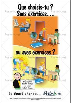 Faite de l'exercice
