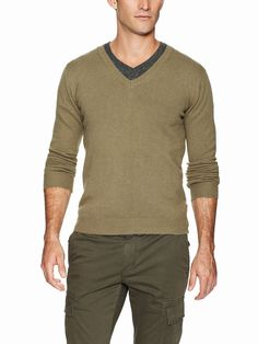 """""""The Vee"""" Sweater by GANT Rugger at Gilt"""