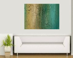 Large Painting, Acrylic Painting, abstract art titled: Earth Tones 2-36x48 By Ava Avadon