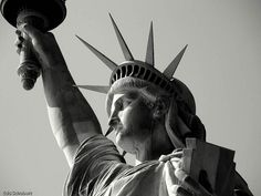 Lady Libery #nyc #new york city #statue of liberty