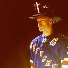 Mark Messier after Rangers Hockey, Rangers News, New York Rangers, New York Giants, 9 11 Anniversary, Mark Messier, National Hockey League, Hockey Players, Ice Hockey