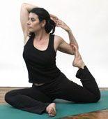 Runners' Special: 8 Yoga Poses That Stretch Your Quads: Pigeon Pose - Eka Pada Rajakapotasana