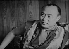 16th Karmapa Rangjung Rigpe Dorje (August 14, 1924 – November 5, 1981)