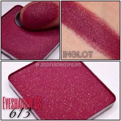 "#Swatch Sombra DS SQUARE ""613"" de INGLOT"