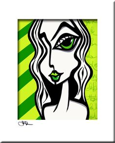 Purchase posters from Tom Fedro - Fidostudio. All Tom Fedro - Fidostudio posters are ready to ship within 3 - 4 business days and include a money-back guarantee. Art Pop, Pop Art Collage, Painting Frames, Painting Prints, Art Prints, Art Paintings, Framed Prints, Canvas Prints, Portraits Cubistes