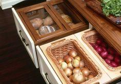 Helytakarékos tárolási ötletek a konyhádban | NOSALTY – receptek képekkel