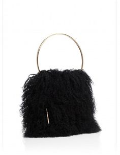 Zen Mongolian Shoulder Bag - Designer Handbags