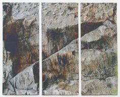 Gray Rock Triptych ** Details can be found by clicking on the image.