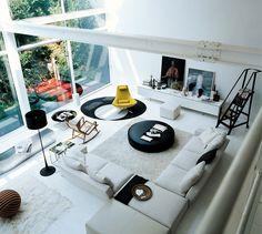 BeB Italia Home 01 _ Setting 08 LIGHT #designfurniture #interiordecoration #modernfurniture #bebitalia