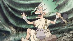 Senkuuuu come back to your senses! Ayyy Lmao, Stone World, Lord Ganesha Paintings, Anime Characters, Fictional Characters, Anime Films, Chapter 3, Anime Love, Awesome Anime