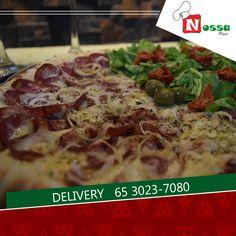 Pessoal, fim de semana chegando, vamos pedir pizza pra aproveitar!  Ligue pro nosso delivery e faça o seu pedido.  Nossa Pizza Centro Delivery é assim, #ligouchegou!    #nossapizza #delivery #reservas #atendimento #terçasaosdomingos #pizza #delícia #pediuchegou #surpreenda #peçajá #vontadedecomer  Nosso Delivery: (65) 3023-7080  Nossa Pizza Centro  Av. Presidente Marques , N°830, Centro Norte  Cuiabá, MT