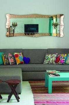 Living colorido - Ideas para el hogar ...