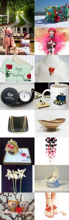 Treasures by Ross Greenfield on Etsy--Pinned with TreasuryPin.com
