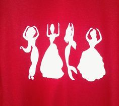 Even Disney Princesses love Ohio State, wish they weren't children's sizes only