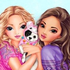 Christy, Bisou & Talita