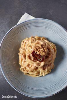 Gnocchi, Spaghetti, Pesto Pasta, Vegan Vegetarian, Entrees, Buffet, Vegan Recipes, Food And Drink, Eat