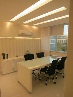 escritório, sala de reunião