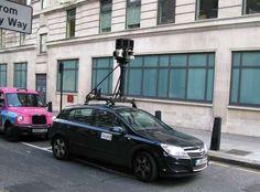 Otro auto de Google Maps se estrella en vecindario de Estados Unidos - Terra Perú