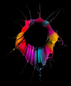 exploding paint - Google Search