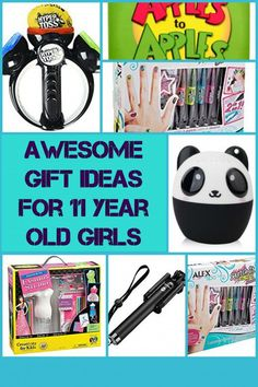 Gifts For 11 Year Old Girls Tween Gifts 11 Year Old