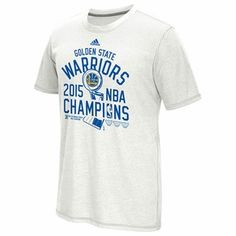 5d3c6ca049c8 Golden State Warriors adidas TRB No Distressed Play Short Sleeve Climalite  Tee - White Golden State