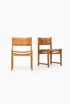 Peter Hvidt & Orla Mølgaard-Nielsen dining chairs at Studio Schalling