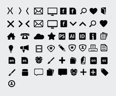 Iconografía on Behance