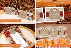 Thanksgiving free printables - How to Nest for Less Blog