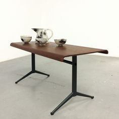 Located using retrostart.com > Coffee Table by Friso Kramer for Auping