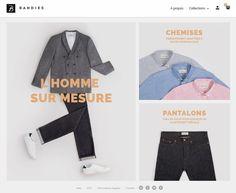Bandies Menswear lance une nouvelle collection urbaine et décontractée entièrement sur-mesure !