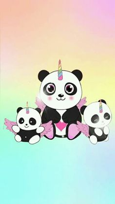 HD kawaii wallpapers - Cute backgrounds images -A new wallpapers App with beautiful pictures of Cute kawaii pictures ! Cute Panda Wallpaper, Cute Disney Wallpaper, Kawaii Wallpaper, Animal Wallpaper, Wallpaper Iphone Cute, Cute Panda Drawing, Cute Kawaii Drawings, Cute Animal Drawings, Panda Wallpapers