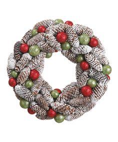 Christmas Wreath - love it!
