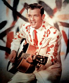 Bobby Helms, 'Jingle Bell Rock'---- The best rockabilly Christmas song was recorded by Nashville's Bobby Helms, but actually written by an advertising executive and a publicist. In 1983 Hall and Oates scored a big hit with their cover of the song.