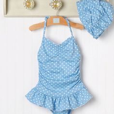 Adorable Janie and Jack bathing suit!