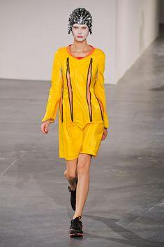 Junya Watanabe at Paris Fashion Week Spring 2013 - Runway Photos